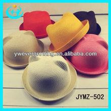 2013 best selling straw hat baby hat snapback cap wholesale