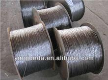 marine hardware capacity of steel wire rope