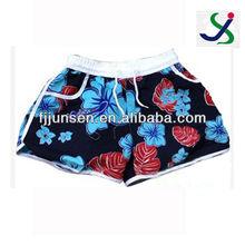 2013 hot selling women beach shorts / sexy beach shorts