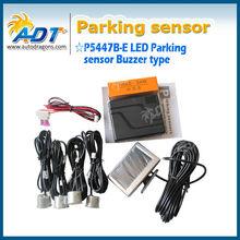 Voice Colorful auto LCD parking sensor