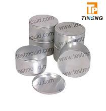Aluminum soil moisture content tin