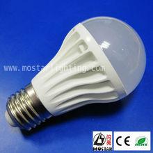 CE&Rohs high quality A60/A19 e27 high power led 7w