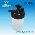humectador botella de concentrador de oxígeno
