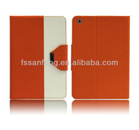 For ipad 2 note cover case with stand/best durable leather case for ipad 2/3/4/top fashional mixing flip case for ipad 2/3/4