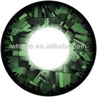 green eyewear Eos wholesale color contact lens big size contact lens