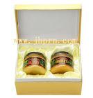 luxury cardboard box set for food with styrofoam
