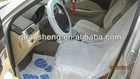 Disposable Car Clean Set 5 in 1 kit[HDPE/LDPE]