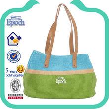 cotton canvas beach handbags ladies hand bags