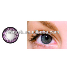 2013 Execellent contact lenses China supplier/make up your eye cotnact lens