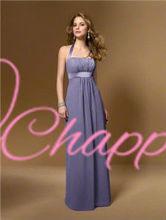 plus size prom dress evening gowns sleeveless floor length halter