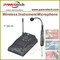 panvotech microfones para violino