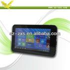 Zhixingsheng 8 inch allwinner googel android dual core tablet pc ZXS-8HD (dual core)
