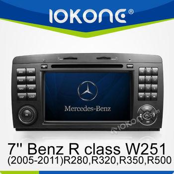 car gps navigation for Mercedes-Benz R class W251(2005-2011)R280,R320,R350,R500
