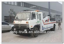 dongfeng medium Wrecker truck sale