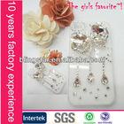 diamond stone crystal case for apple iphone 4