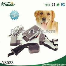 wireless&adjustable electronic dog fence&digital control&atomatic warning system