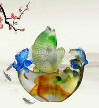 Valentine Gift Liuli Glass Fish