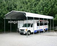 RV Metal Building Carport