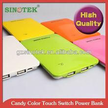 SINOTEK 2014 creative and innovating product 10000 mah power bank