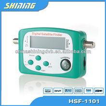 Promotion low price Hot sale Satlink SH1001Digital Satellite Finder Meter Menu:English /Russian/Portuguese/Turkish