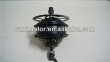 XFL Model 2013 new year cute hub motor 24v/36/48v 250w for rear use with integrate torque sensor