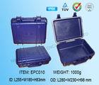 High impact ABS plastic equipment tool case