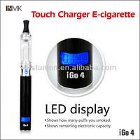 IGO 4 led battery e-cig