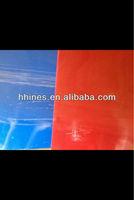 transparent abs plastic density