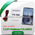 analógico y digital de multitester yx360trn