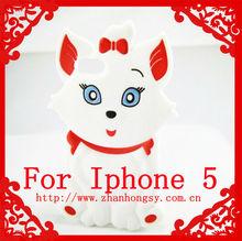 Popular cute silicone case for ipad mini