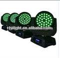 Neue 36*10w rgbw led moving 4in1 wireless head wash zoom licht/wireless 36x10w led moving head