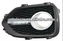 Most popular led car light 9- 12V Sorento Fog Lamp LED Daytime Running Light/ LED DRL Light for Kia Sorento 2011-2012