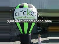 outdooor inflatable balloon advertisements