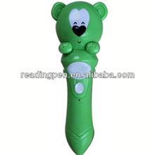 Digital Korean talking pen, Toy bear pen