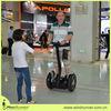 Self balancing electric chariot personal transporter
