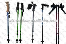 outdoor carbon fiber trekking pole
