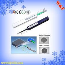 Ferrule 2.5mm Fiber Optic Cleaning Pen , Portable Optical Ferrule , Fiber Optic Ferruel Cleanner