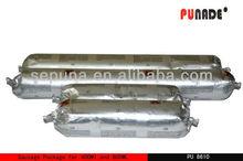 Paintable Polyurethane Auto Glass Black Sealant Sika 255