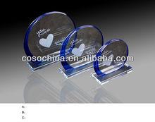 Perfect Nice Round Jade Glass Wedding Souvenir