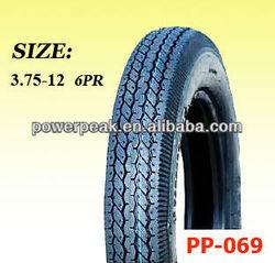pneu de moto 375x12 moto tire 375-12,3.75-12,375/12,3.75/12