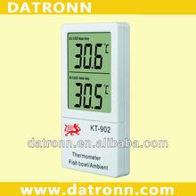 Digital aquarium thermometer for fish aquarium accessories KT902