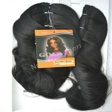 Premium Quality Noble Queen Noble Gold MEAGAN Synthetic Hair Weft 5A Fake Hair Braids