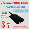 Hottest portable mini solar charger bag for iphone /4s /samsung/blackberry smart phones