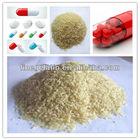 medical gelatine for softgels and gelatin for hard capsules