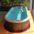 Productos para piscina AMC-5000 piscina spa grande