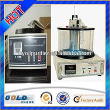 Gd-265c viscosità cinematica strumento/olio di petrolio viscosimetro/asym 445 d