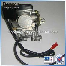 PD18J/GY6-50 Carburetor for Haomai Motorcycle Engine System, Low Fuel Consumption Carburetor