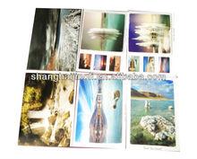 Landscapes postcards printing