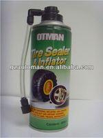 450ml High Quality aerosol tire inflator