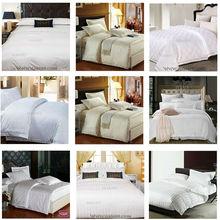 hotel suite bedding